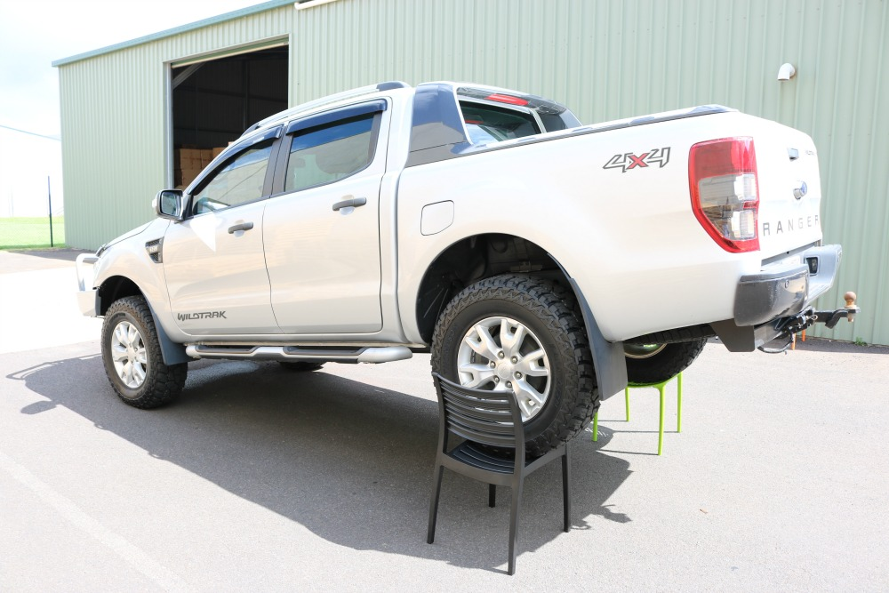 Ares Chair Ford Ranger Strength Test