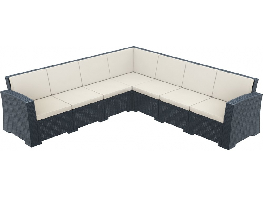 009 Ml Corner Sofa 4x3 Darkgrey Front Side3nnu4z