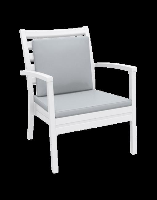 010 Artemis Xl Backrest C Lightgrey White Front Side00xd0n