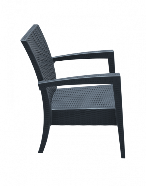 010 Ml Armchair Darkgrey Side6r2weg