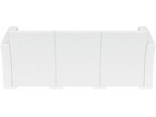 011 Ml Sofa Xl White Back 2k7x4 2