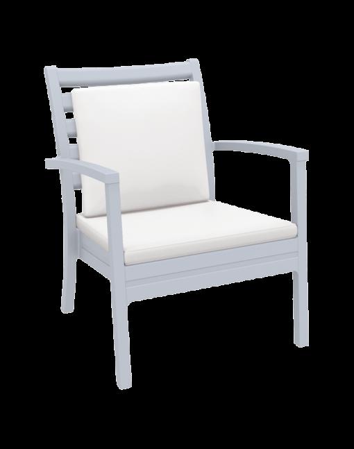 014 Artemis Xl Backrest C White Silvergrey Front Sidea8t6j2