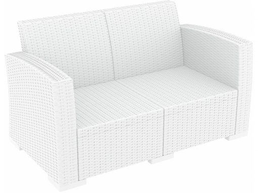 014 Ml Sofa White Front Side0vm Qo