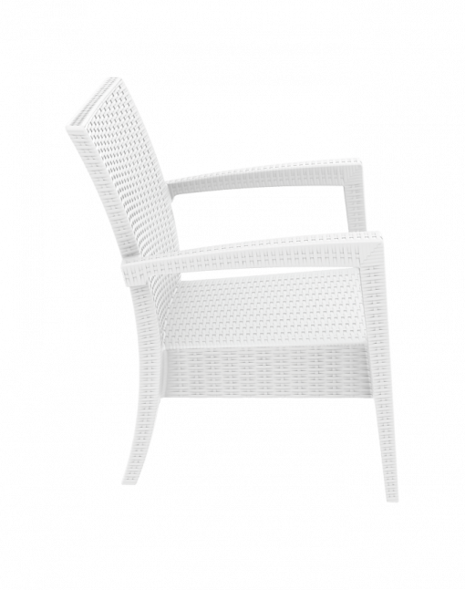 015 Ml Armchair White Sidepe3ivi