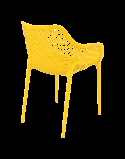 038 Air Xl Yellow Back Sideyugezn