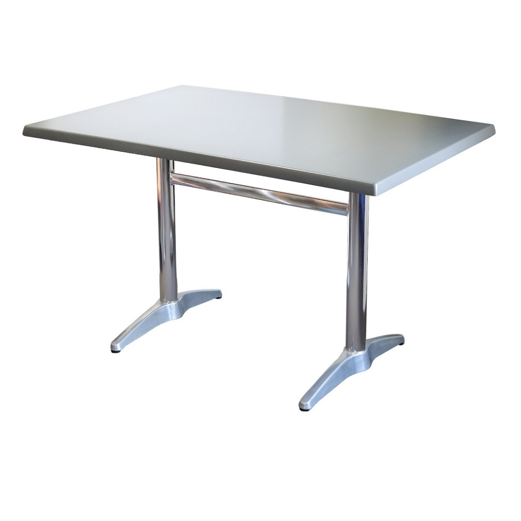Astoria Alumium Twin Table Rectangle
