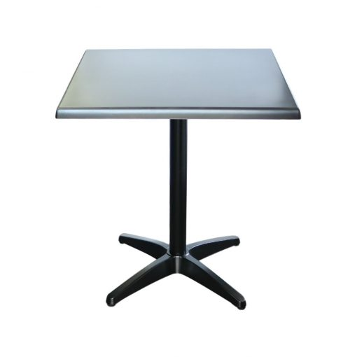 Astoria Black Table Square