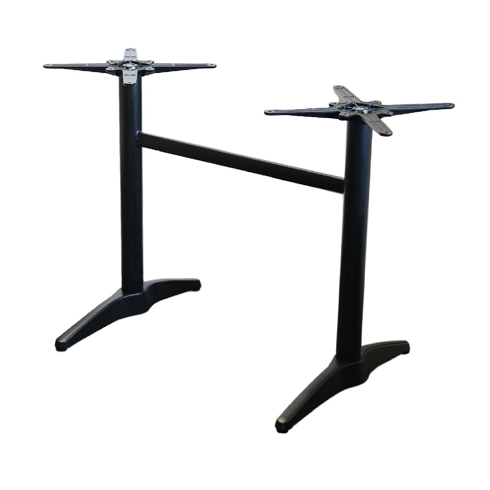 Astoria Twin Table Base Black