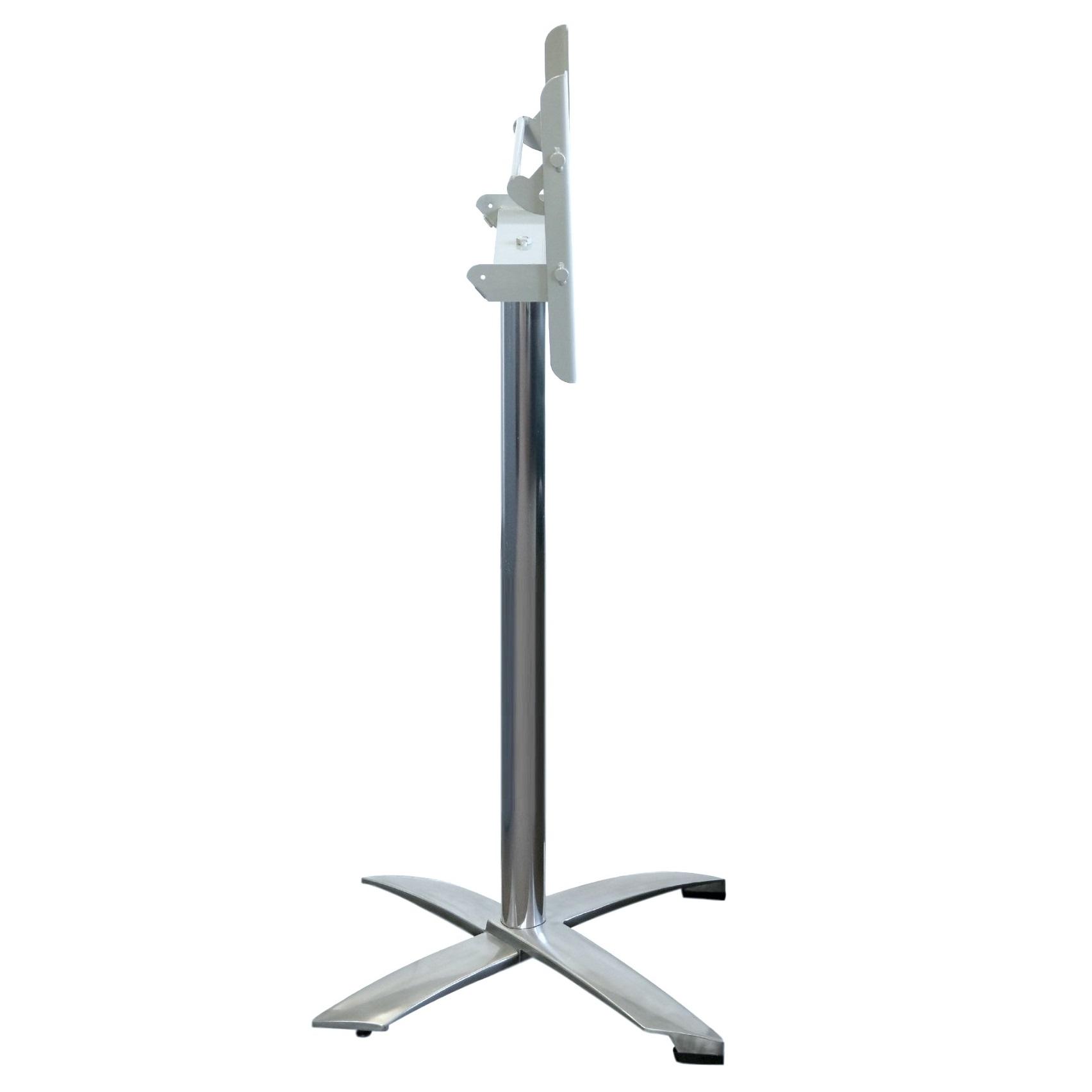 Blitz Table Bar Table Base Folded
