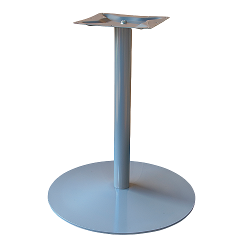 Coral Round Table Base Anthracite