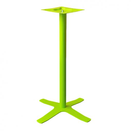 Coral Star Bar Table Base Green