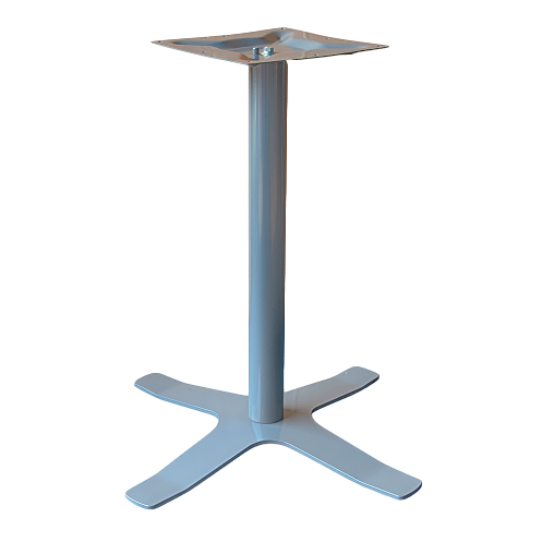 Coral Star Table Base Anthracite
