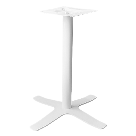 Coral Star Table Base White