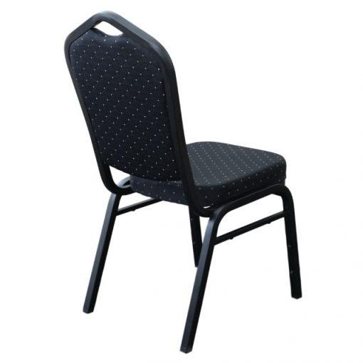 Function Chair Black Fabric Black Frame Back5jwpbi
