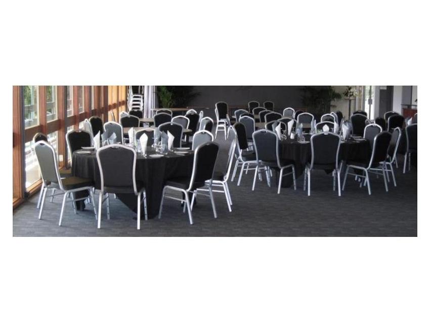 Function Chairs Black Vinyl