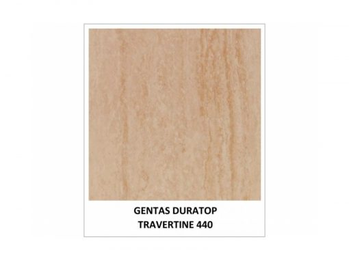Gentas Duratop Travertine 440