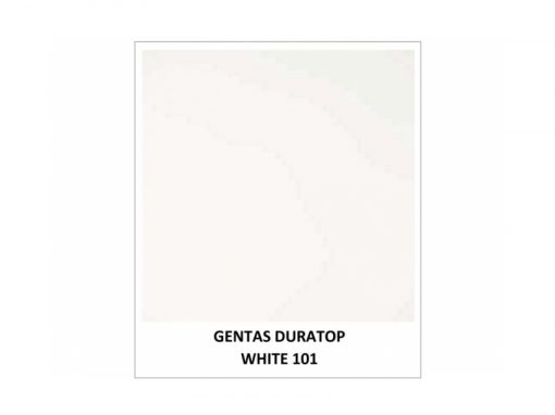 Gentas Duratop White 101