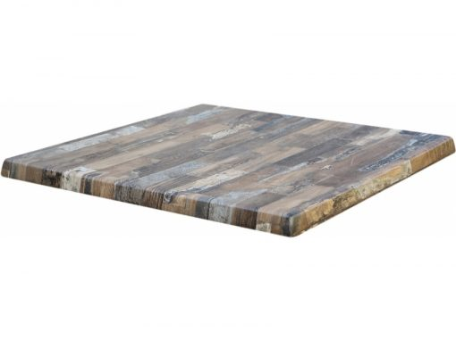 Gentas Rustic Blockwood Duratop 600 X 600mm Squarednp1i9