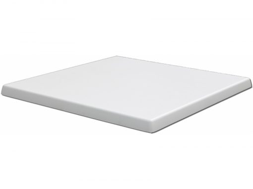 Gentas White Duratop 600 X 600mm Square9ofego