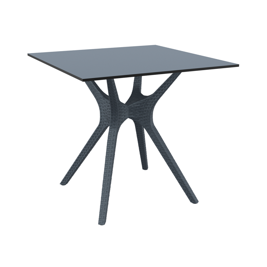 Ibiza Table Small 80 Anthracite
