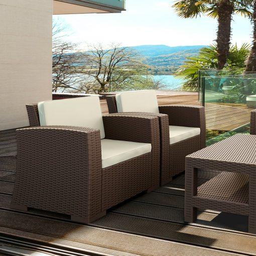Monaco Lounge Armchair