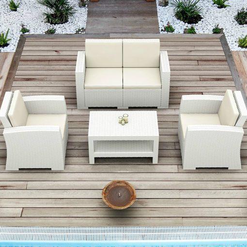 Monaco Lounge Set Tile