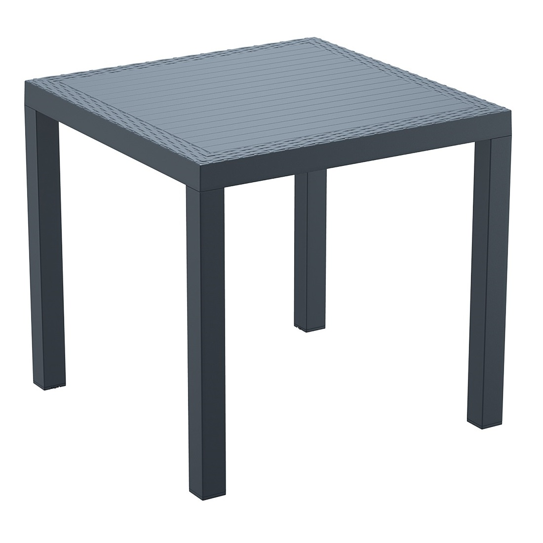 Orlando Table 800 X 800 Anthracite