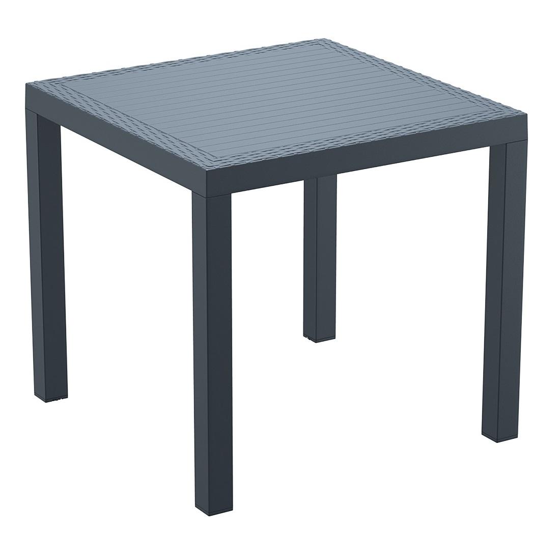 Orlando Table 800 X 800 Anthracite