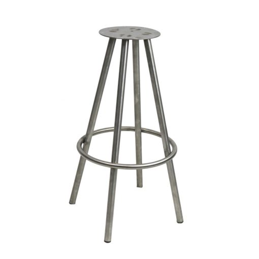 Part A Cruza Stool Frame Stainless Steel