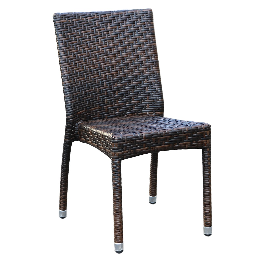 Palm Chair Chocolate Brown