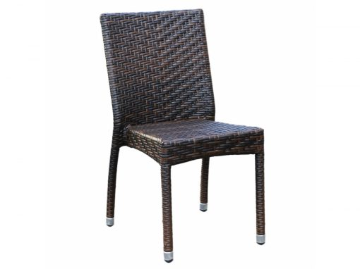 Palm Chair Chocolate Brownriadi4