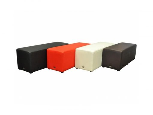 Rectangle Ottomans Stacking Lo