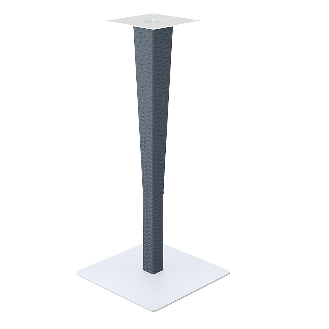 Riva Bar Table Base Anthracite