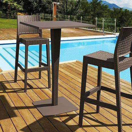 Riva Bar Table Base2