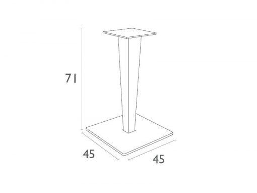 Riva Base Dimensions26qopf