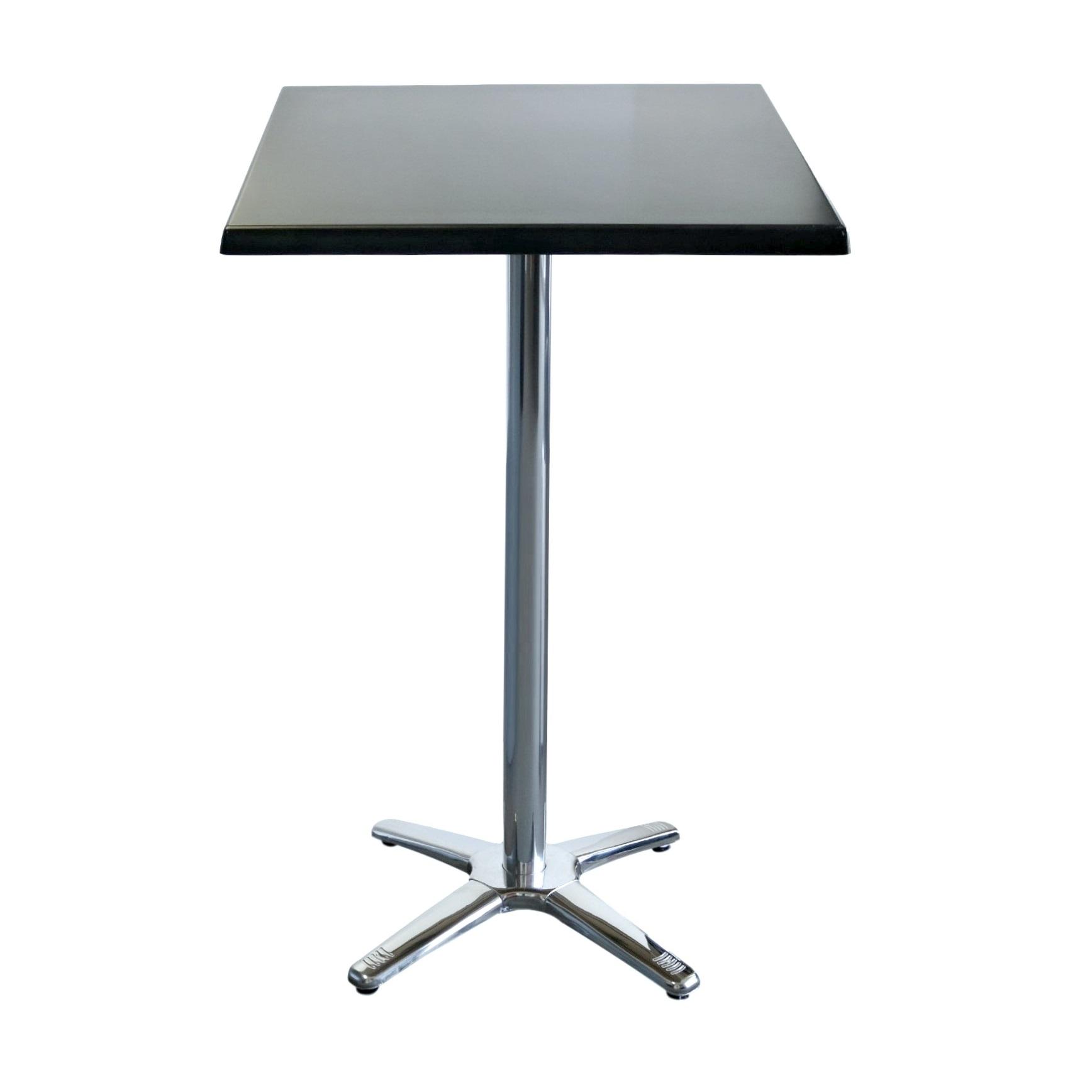 Roma Bar Table Base Square Table