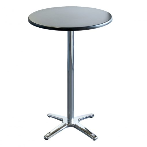 Roma Bar Table Base Round Table