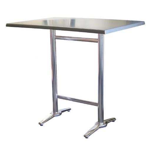 Roma Twin Bar Table Rectangle