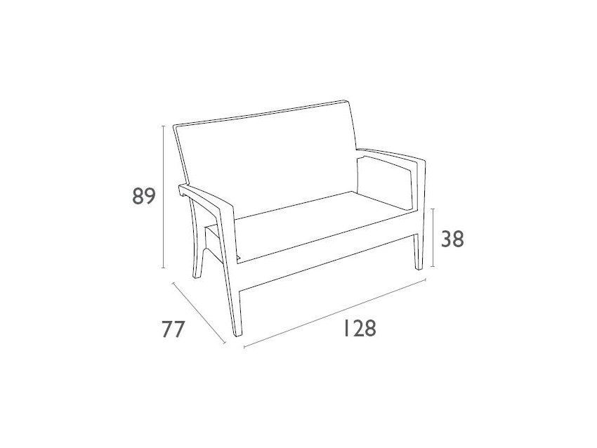 Tequila Lounge Sofa Dimensionso1ehc9