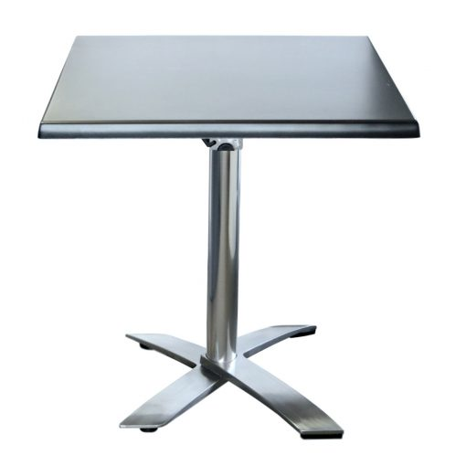 Titan Table Base Square Table