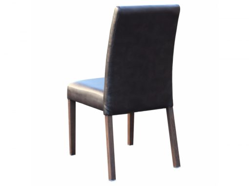 Vettro Chair Chocolate Brown Backp6s40u