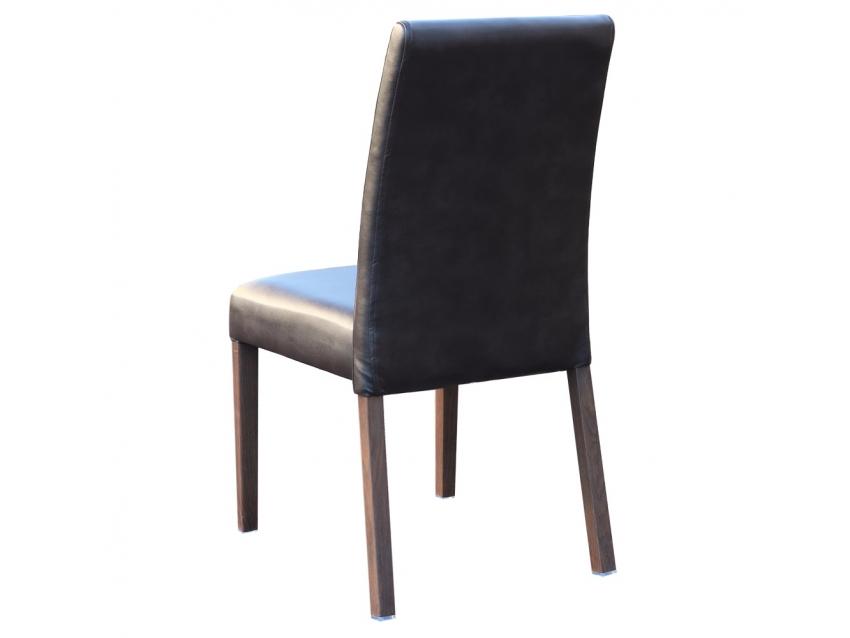 Vettro Chair Chocolate Brown Backp6s40u