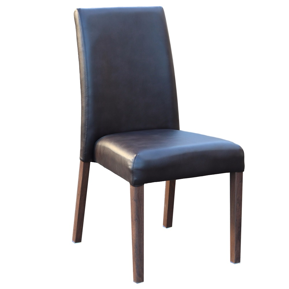 Vettro Chair Chocolate Brown