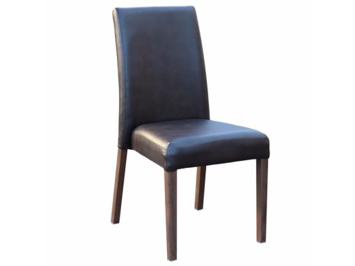 Vettro Chair Chocolate Brown8764zg