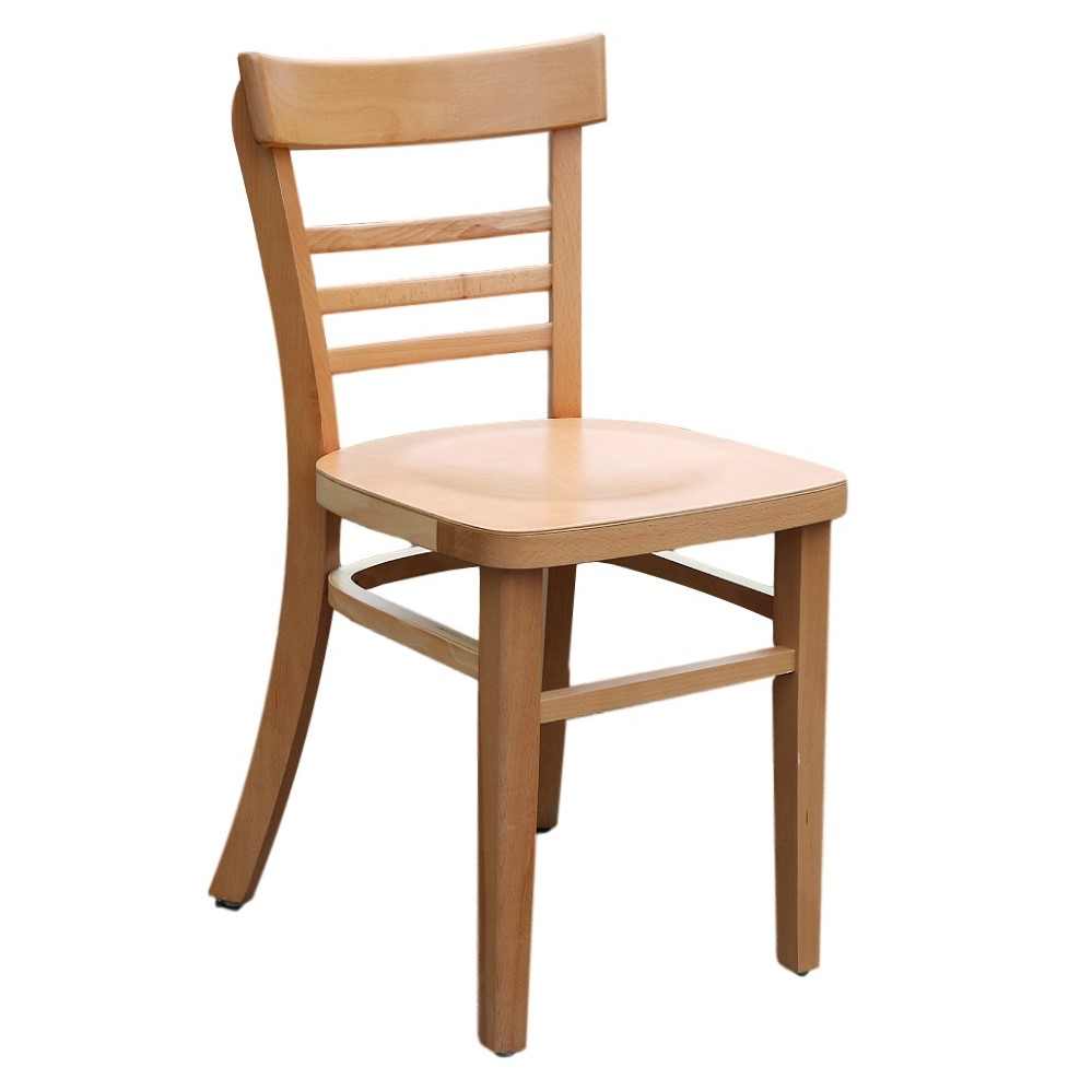 Vienna Chair Timber Natural Stain