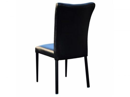 Zeb Chair Black Backzfrm1s