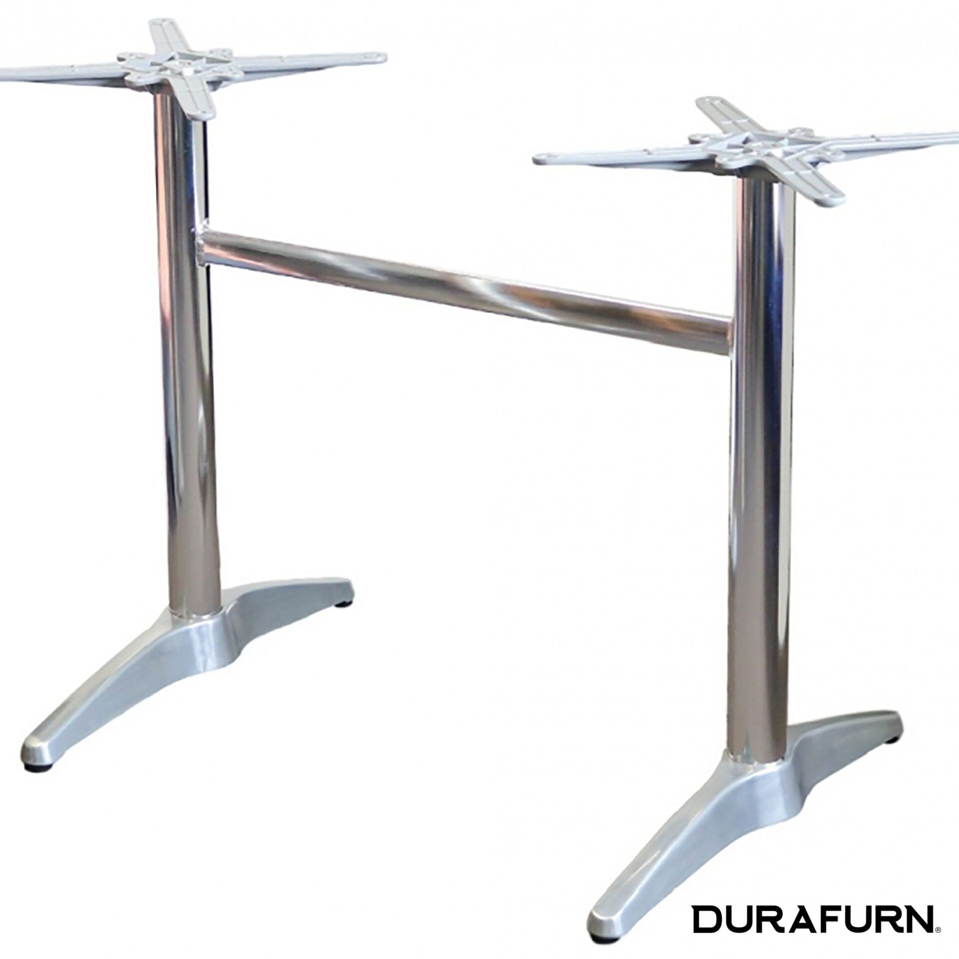 astoria aluminium twin table basevjnykg