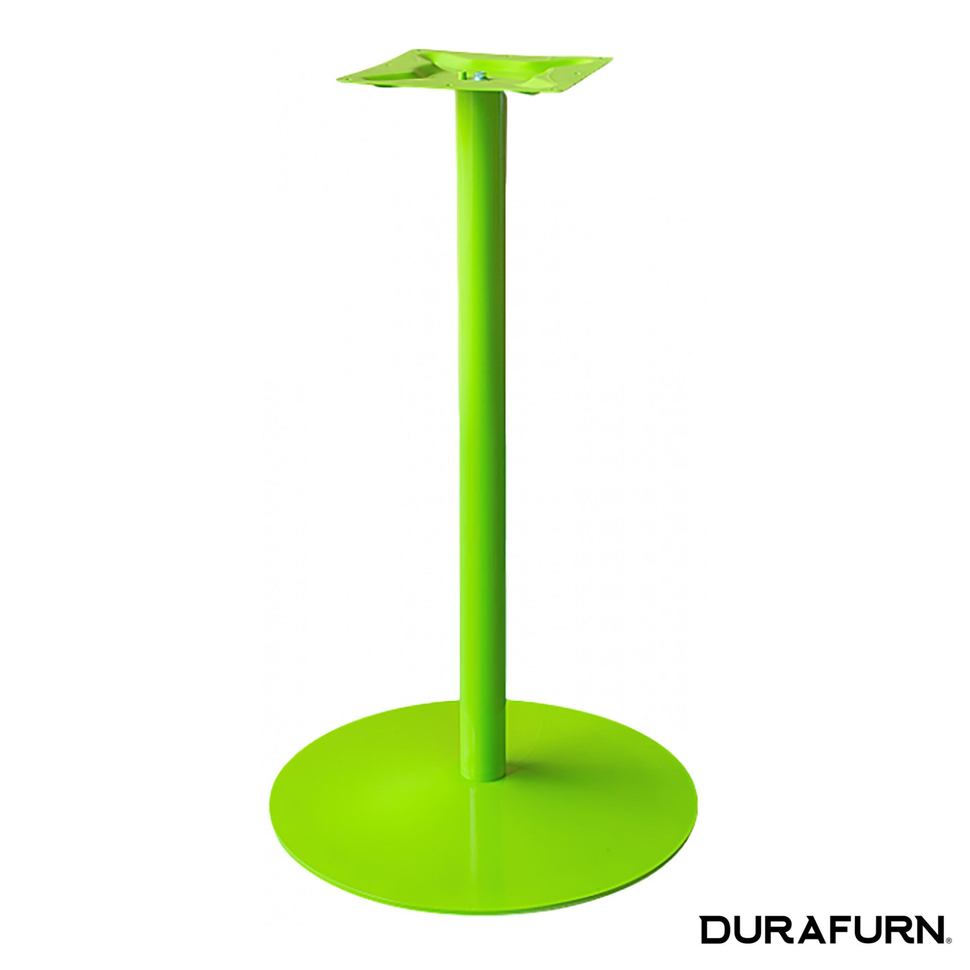 coral round bar table base greenbq9ms9