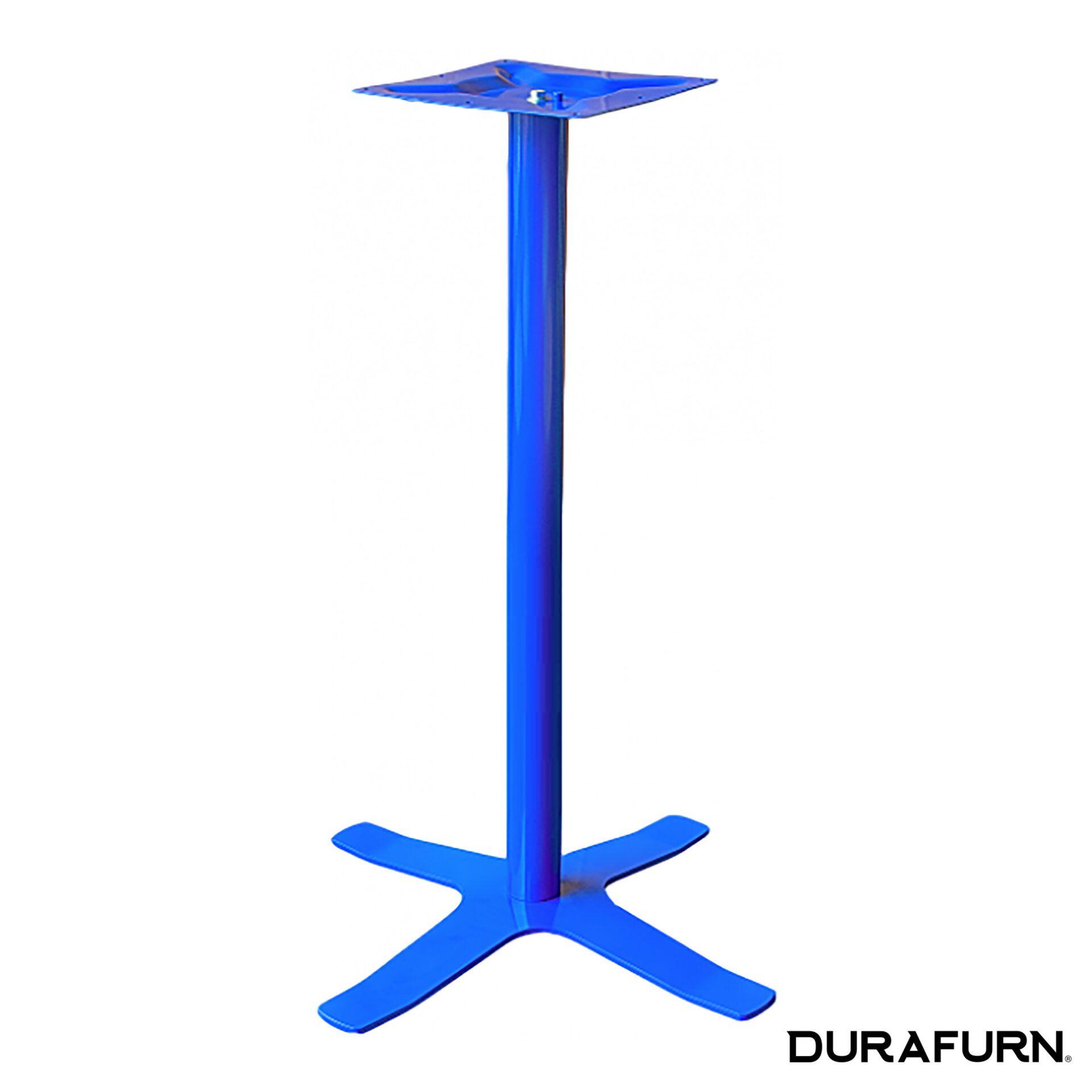 coral star bar table base blue y038ca