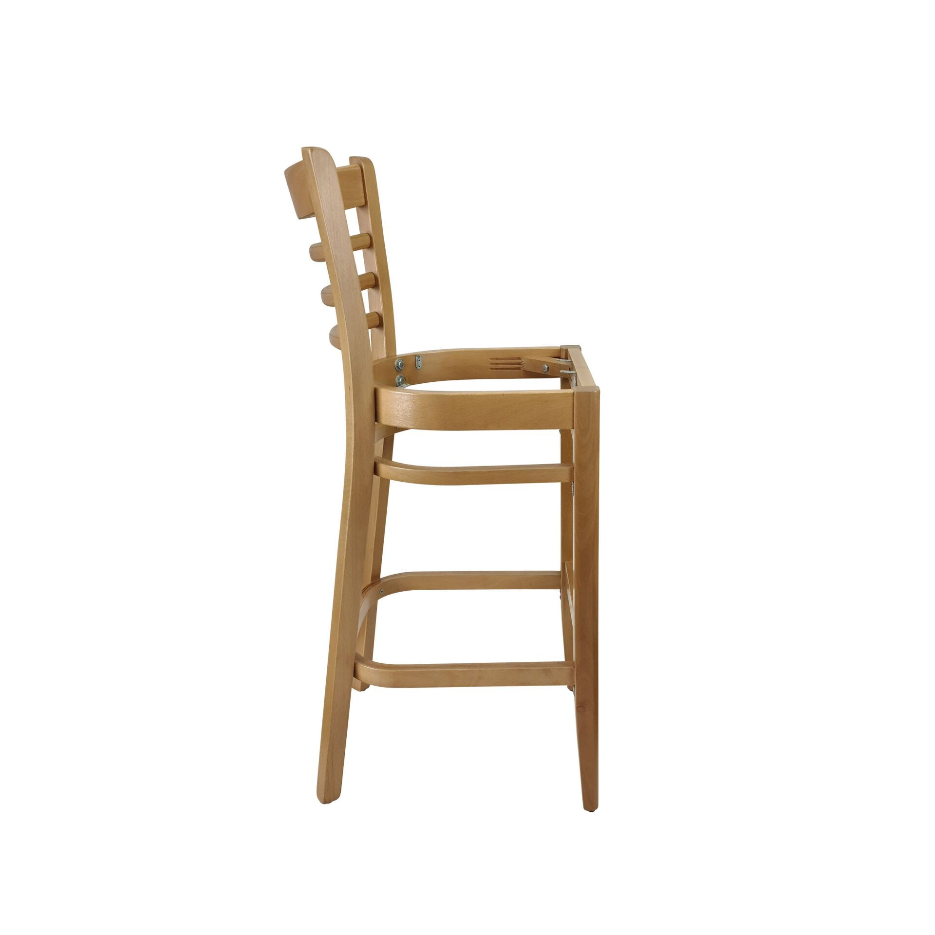 florence barstool natural.noseat side